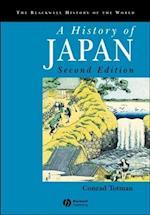History of Japan af Conrad Totman