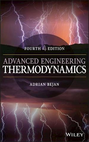 Advanced Engineering Thermodynamics af Adrian Bejan