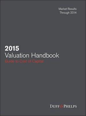 2015 Valuation Handbook af Richard Grabowski, Roger J. Grabowski, Carla Nunes