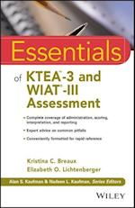 Essentials of KTEA -3 and WIAT-III Assessment af Kristina C. Breaux