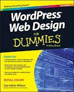 WordPress Web Design For Dummies af Lisa Sabin-wilson