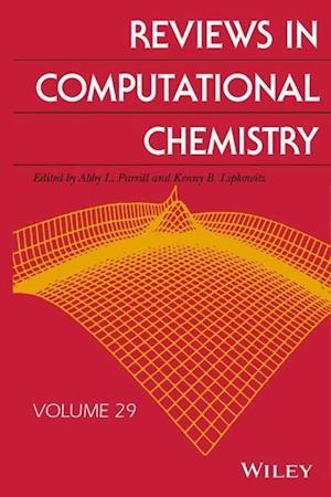 Reviews in Computational Chemistry af Abby L. Parrill
