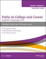 English Language Arts, Grade 6 Module 1 af PCG Education