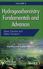 Hydrogeochemistry Fundamentals and Advances, Mass Transfer and Mass Transport