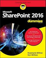 Sharepoint 2016 for Dummies (For dummies)