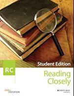 Reading Closely Student Handbook, Grades 6-12 af Odell Education