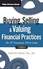 Buying, Selling, and Valuing Financial Practices, + Website (Wiley Finance)