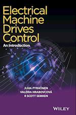 Electrical Machine Drives Control af Juha Pyrhonen