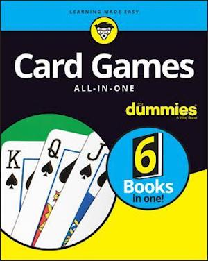 Card Games All-In-One For Dummies af Consumer Dummies