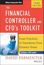 The Financial Controller and CFO's Toolkit (Wiley Corporate F&A)