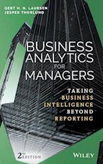 Business Analytics for Managers (Wiley and SAS Business)
