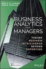 Business Analytics for Managers af Jesper Thorlund, Gert H. N. Laursen