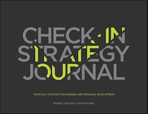 Bog, paperback Check-In Strategy Journal af Robert Craven