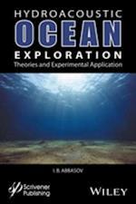 Hyrdoacoustic Ocean Exploration