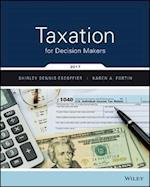 Taxation for Decision Makers 2017