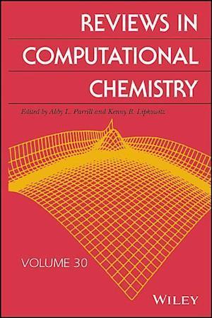 Bog, hardback Reviews in Computational Chemistry af Abby L. Parrill, Kenneth B. Lipkowitz