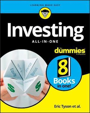 Bog, paperback Investing All-In-One for Dummies af Eric Tyson