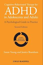 Cognitive-behavioural Therapy for ADHD in Adolescents and Adults af Susan Young, Jessica Bramham