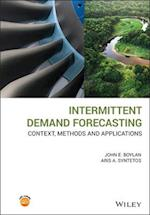 Intermittent Demand Forecasting - Context