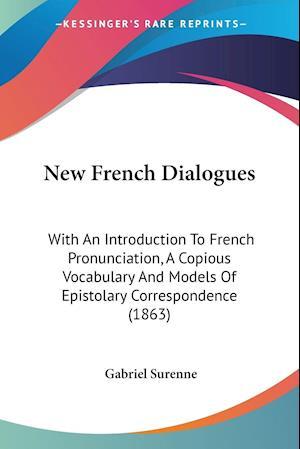 New French Dialogues af Gabriel Surenne