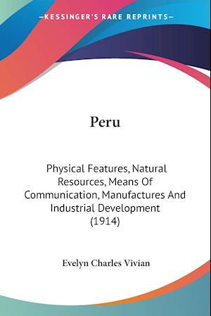 Peru af Evelyn Charles Vivian