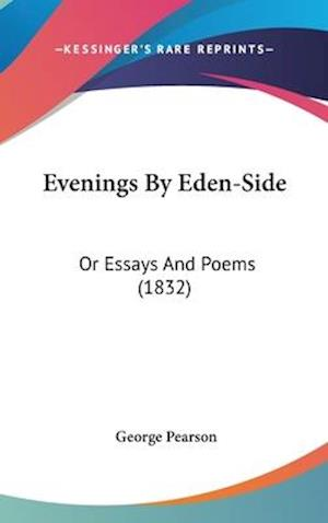 Evenings by Eden-Side af George Pearson