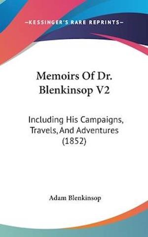 Memoirs of Dr. Blenkinsop V2 af Adam Blenkinsop