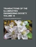 Transactions of the Illuminating Engineering Society Volume 14 af Illuminating Engineering Society