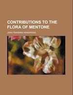 Contributions to the Flora of Mentone af John Traherne Moggridge