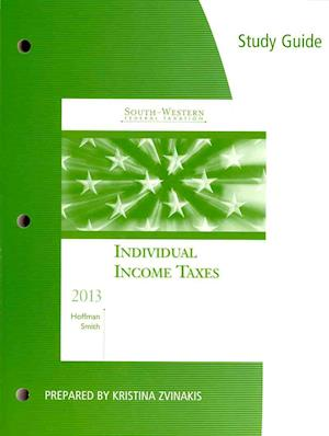 Study Guide for Hoffman/Smith's South-Western Federal Taxation 2013: Individual Income Taxes, 36th af William Hoffman