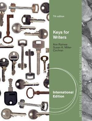 Keys for Writers af Ann Raimes