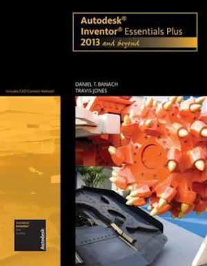 Autodesk Inventor Essentials Plus af Daniel Banach