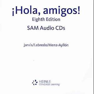 Hola, Amigos! / Hello, Friends! af Ana Jarvis