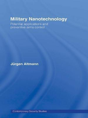 Military Nanotechnology af Jurgen Altmann