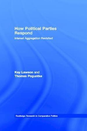How Political Parties Respond af Thomas Poguntke