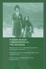 Russian-Muslim Confrontation in the Caucasus af Thomas Sanders