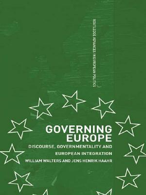 Governing Europe af Jens Henrik Haahr