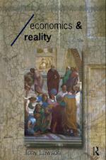 Economics and Reality af Tony Lawson