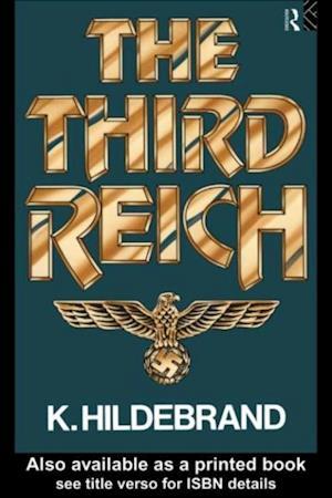 Third Reich af Klaus Hildebrand
