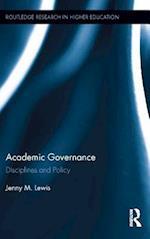 Academic Governance af Jenny Lewis