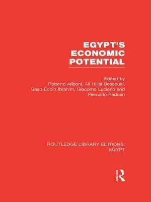Egypt's Economic Potential (RLE Egypt) af Roberto Aliboni