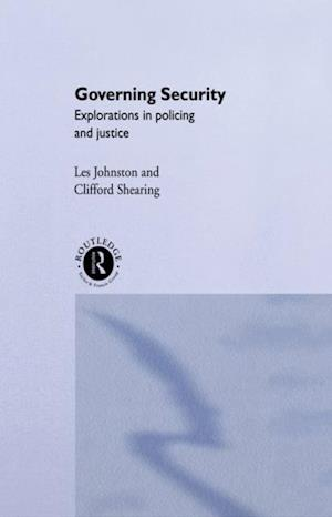 Governing Security af Les Johnston