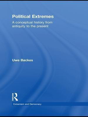Political Extremes af Uwe Backes