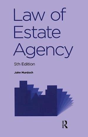 Law of Estate Agency af John Murdoch