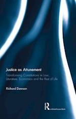 Justice as Attunement af Richard Dawson