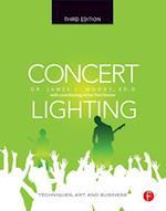 Concert Lighting af Paul Dexter