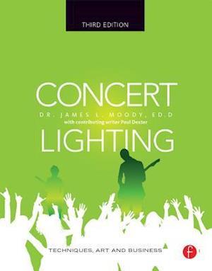 Concert Lighting af James Moody