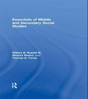 Essentials of Middle and Secondary Social Studies af William Russell