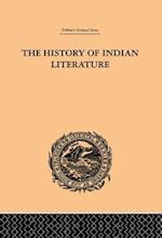 History of Indian Literature af Albrecht Weber