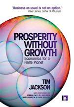 Prosperity without Growth af Tim Jackson